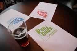 Beer and Pub Choir Song sheets