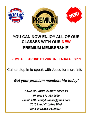 premium membership flyer barb version.pn