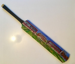 Lancashire Cricket Team Bat