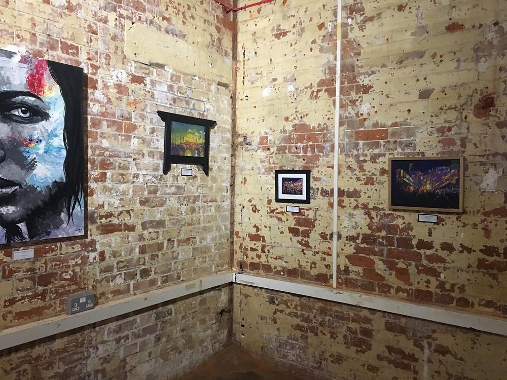 Art Maze exhibition