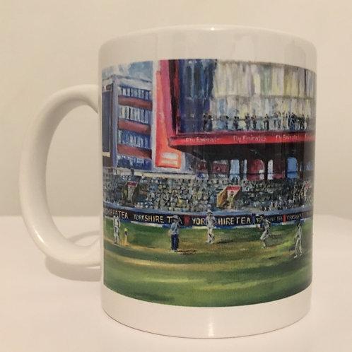 Old Trafford Cricket Ground Mug