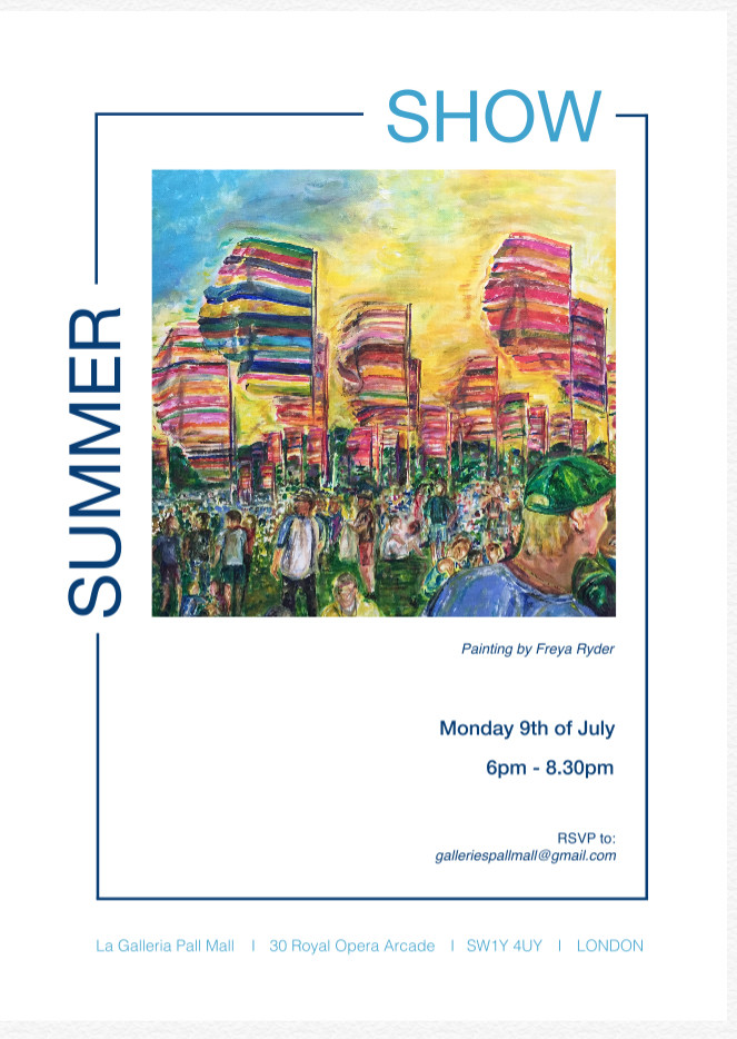 Summer Show Preview Night