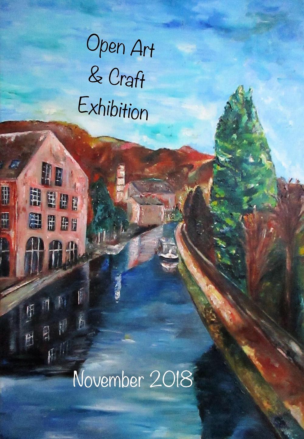 Open Art & Craft Exhibition