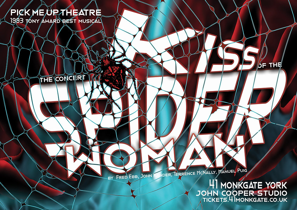 Pick Me Up: Kiss of the Spider Woman
