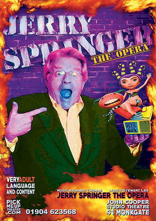 Pick Me Up: Jerry Springer The Opera