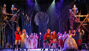 Pick Me Up Theatre: Into The Woods