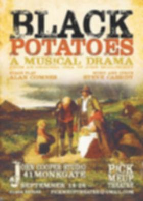 Pick Me Up: Black Potatoes