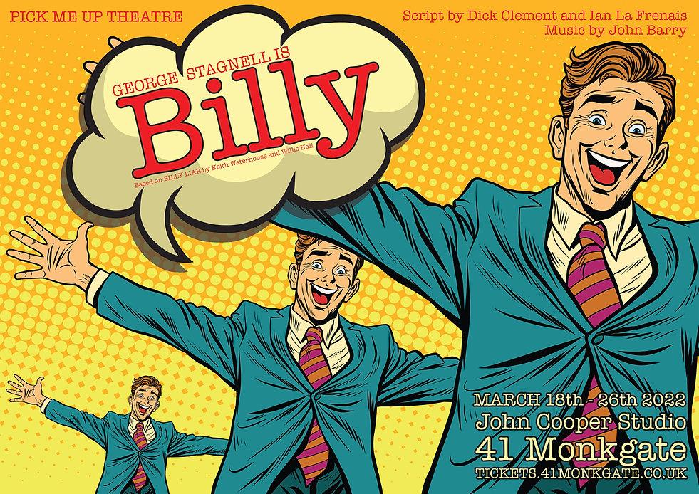 Pick Me Up: Billy