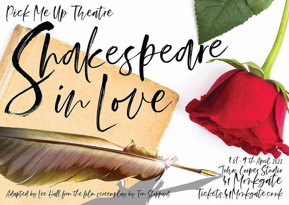 Pick Me Up: Shakespeare in Love