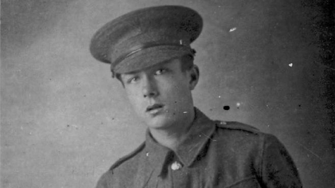 Horace Iles, killed aged 16 on the first day of the Battle of the Somme