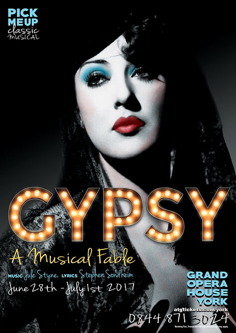 Pick Me Up: Gypsy