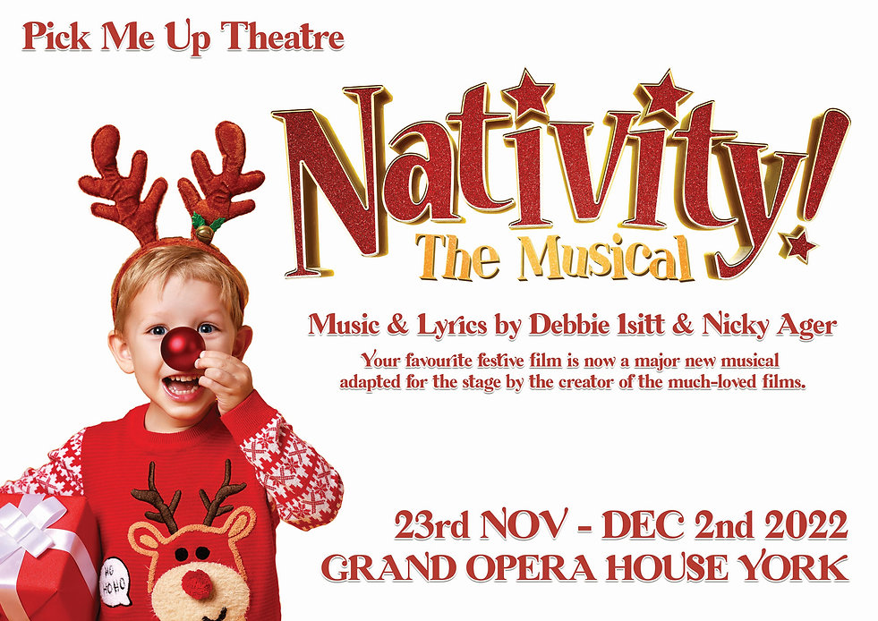 Pick Me Up: Nativity! The Musical