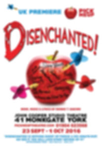 Pick Me Up Theatre: Disenchanted!