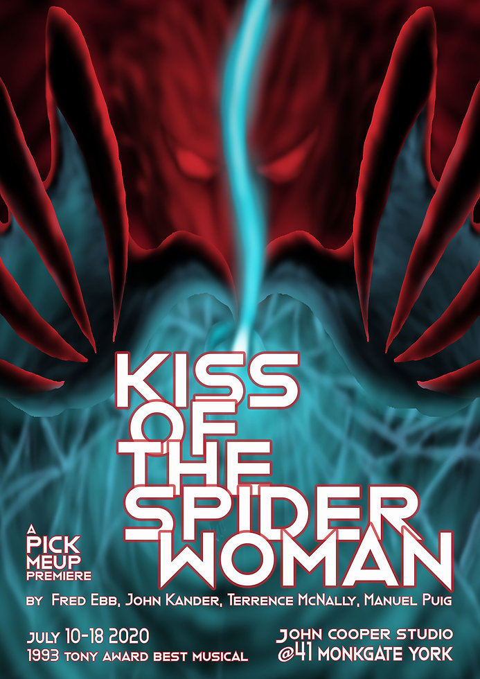 Kiss of the Spider Woman by Kander and Ebb