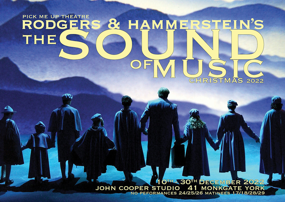 Pick Me Up: The Sound of Music