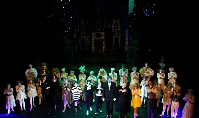 Pick Me Up's production of The Addams Family