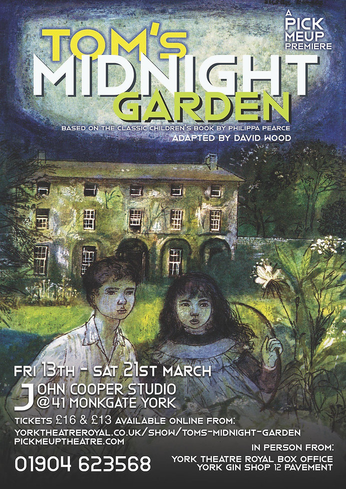 Tom's Midnight Garden play