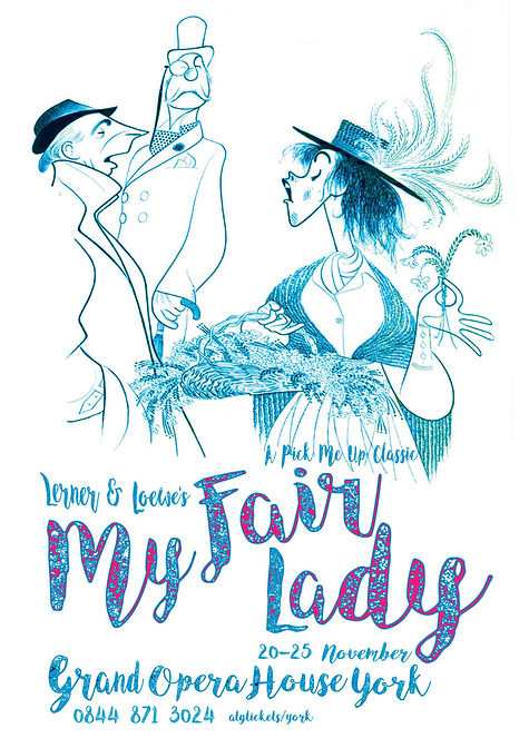 Pick Me Up: My Fair Lady