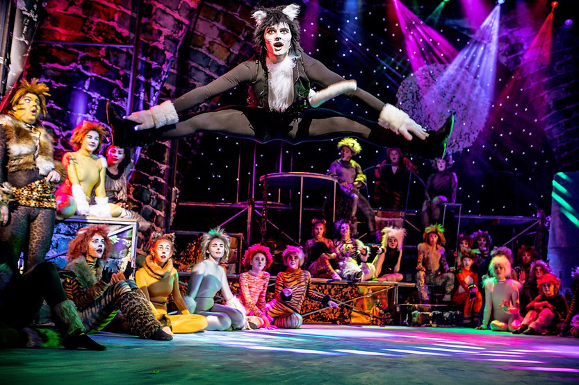 Magical Mister Mistoffelees – Nathan Mundey