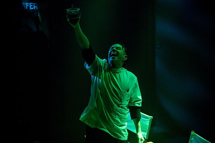 Monster Makers UK premiere: Frankenstein