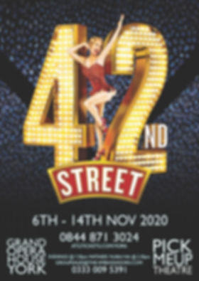 Pick Me Up: 42nd Street