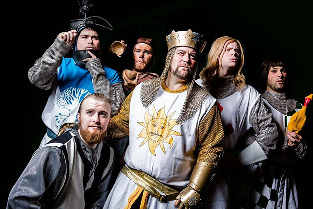 Pick Me Up Spamalot – photo by Matthew Kitchen