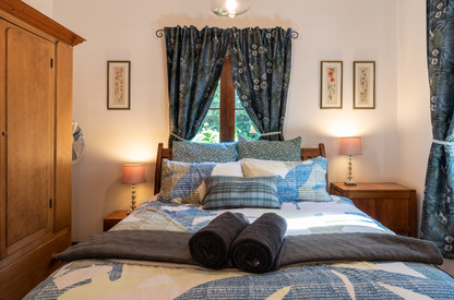 Intimate, gorgeous comfortable bedrooms