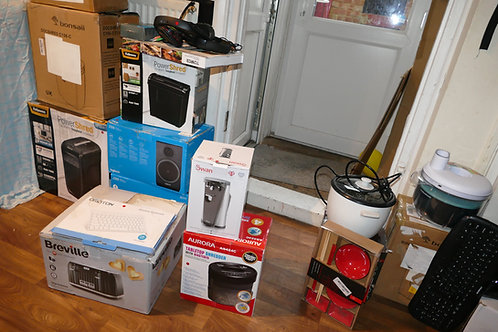 Joblot of Electronics over 50 items for sale