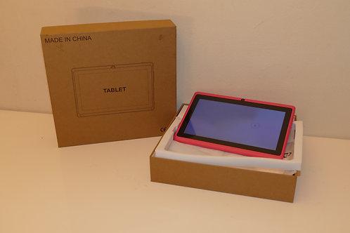 Haehne 7 Inch Tablet PC, Google Android 4.4 Quad Core, 512MB RAM 8GB ROM, Dual C