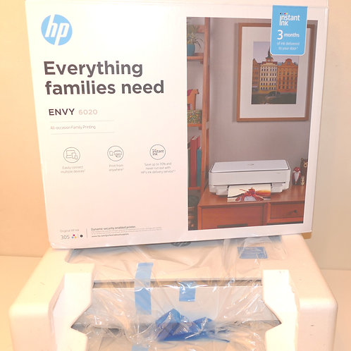 HP ENVY 6020 All-in-One Printer with Wireless Printing