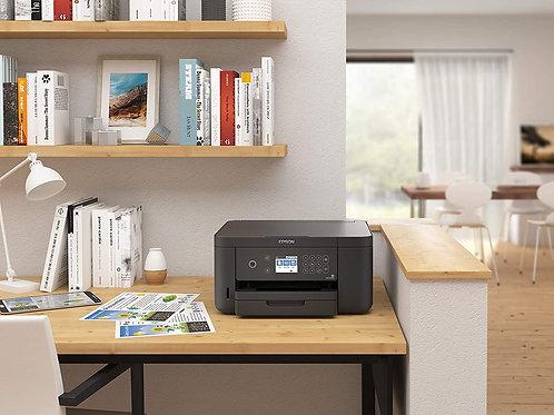 Epson Expression Home XP-5105 Print/Scan/Copy Wi-Fi Printer, Black, Amazon Dash
