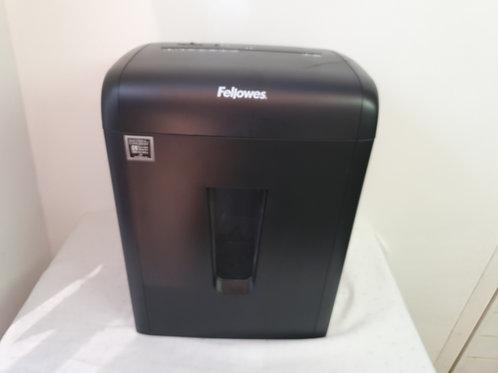 Fellowes 4685301 Powershred 62MC Micro-Cut Office Shredder - Black
