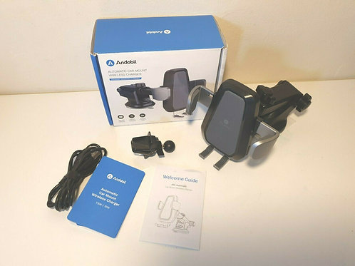 Andobil Automatic Clamping Wireless Car Charger CTEZ59