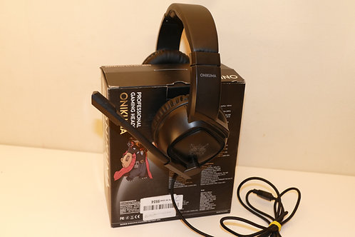 ONIKUMA K19 Gaming Headset -Xbox One Headset PS4 Headset with 7.1 Surround Sound