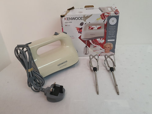 Kenwood HM535CR Mary Berry Special Edition Hand Mixer, 5 speeds + Pulse Function