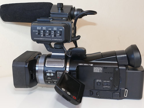 Sony HVR-A1E Camcorder With Movi Box DELUXE