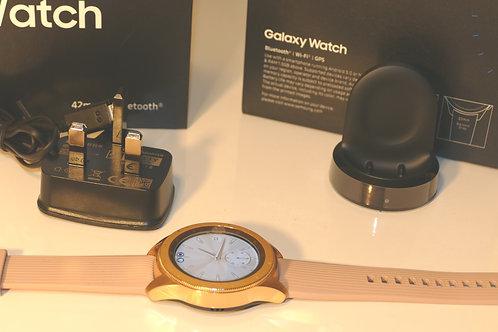 Samsung Galaxy Watch (42Mm) Smartwatch (Bluetooth) Android/Ios SM-R810