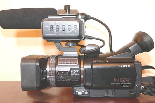 Sony HVR-A1E Professional Camcorder Digital MiniDV Camera