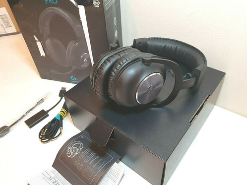 Logitech G PRO X Gaming Headset (2nd Generation) with Blue VO!CE, DTS Headphone: