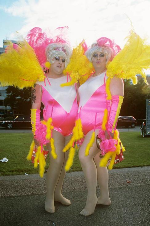 Gay Pride  Twins