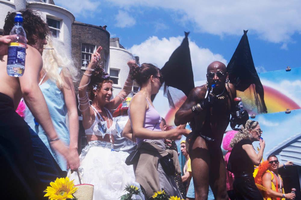 Gay Pride. Grand Parade