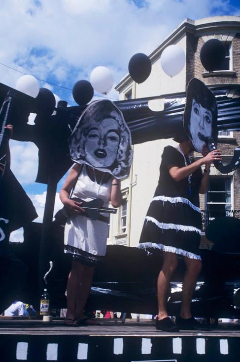 Gay Pride. Marilyn