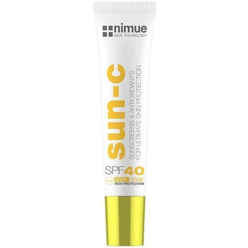 Nimue Sun-C SPF40 20ml