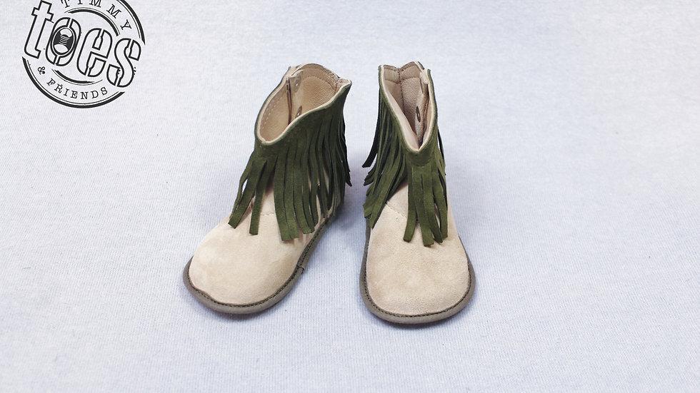 Cowboy bootie green
