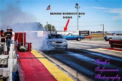 Burn Out Box
