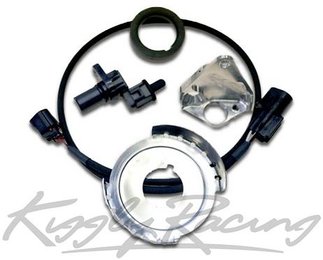 Crank Trigger Sensor Kit, Standard 2-Tooth Signal
