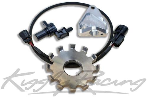 Crank Trigger Sensor Kit, Billet 12-Tooth Wheel - V3