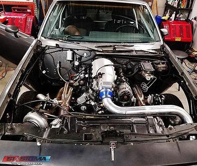 Holly EFI LS turbo