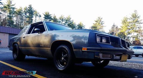 LS turbo Oldsmobile