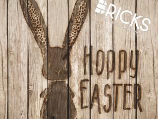 Hoppy Easter 2018